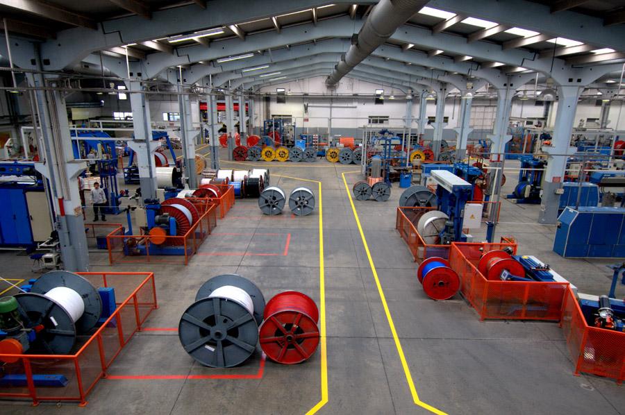 Borsan Kablo Bakır ve Alüminyum Kablo Üretim Fabrikası