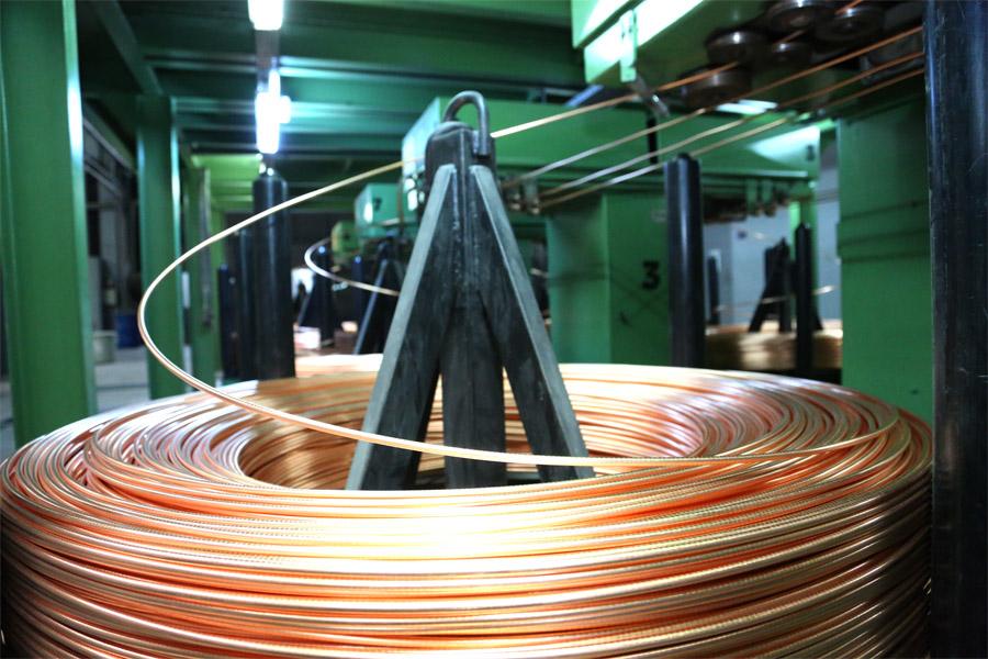 Borsan Kablo Bakır Kablo Üretimi