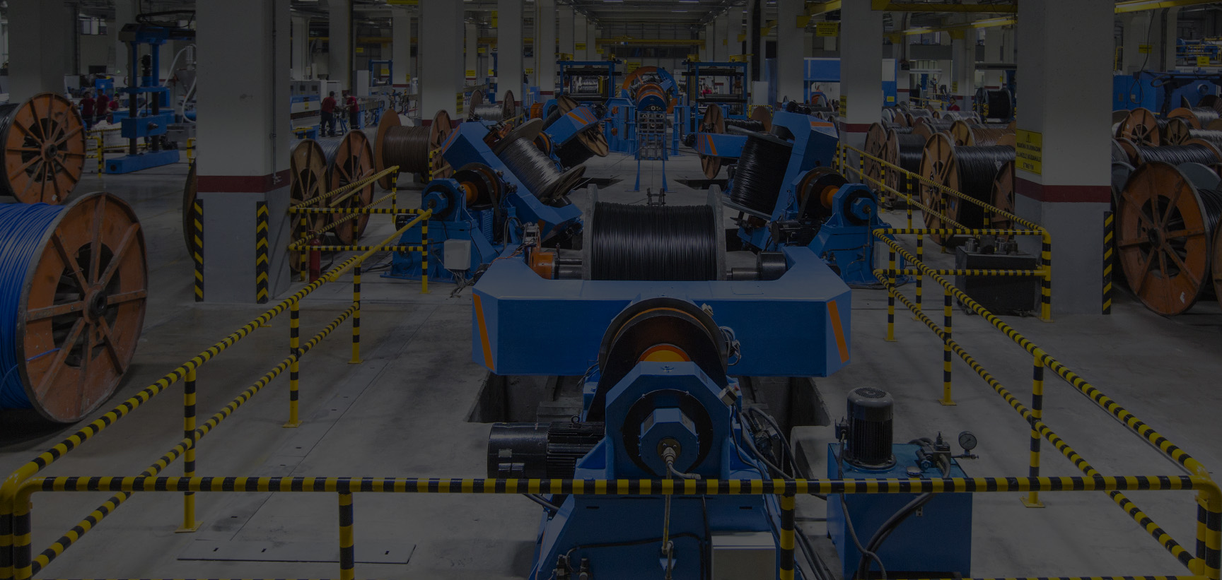 borsan kablo fabrikası ve üretim-tesisleri