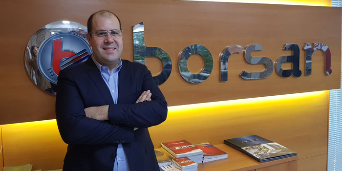 Arbek AKAY Named As The New Ceo At Borsan Kablo